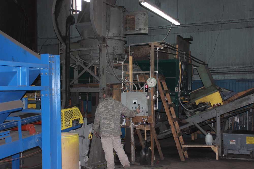 Aluminium Molding and Manufacturing 2