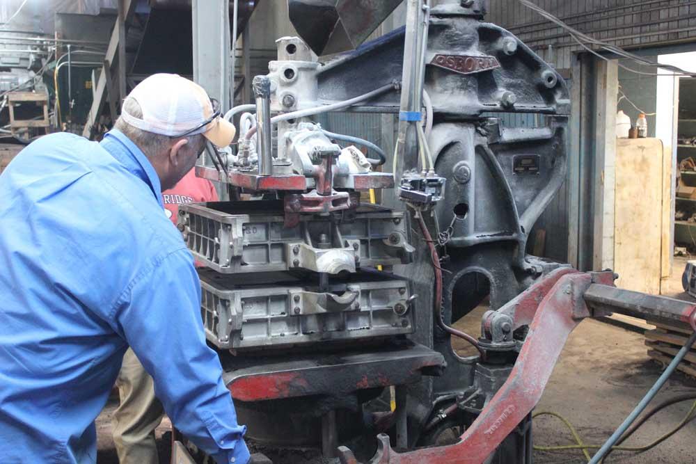 Aluminium Molding and Manufacturing 3