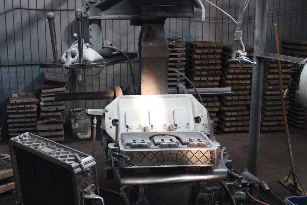 Aluminium Molding and Manufacturing